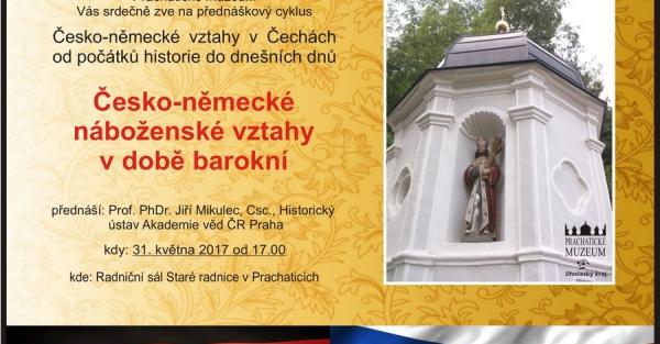 Česko-německé náboženské vztahy v době barokní