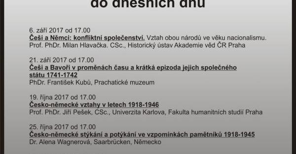 Česko-německé vztahy v Čechách