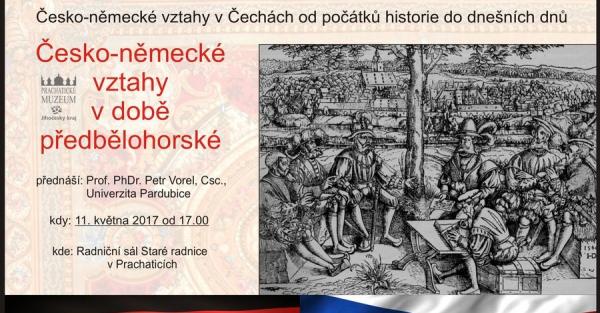 Česko-německé vztahy v době předbělohorské