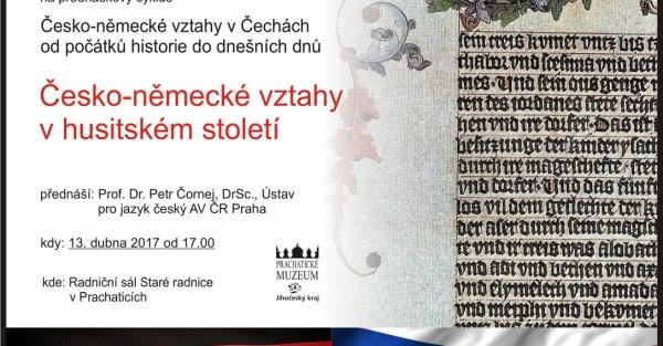 Česko-německé vztahy v husitském století