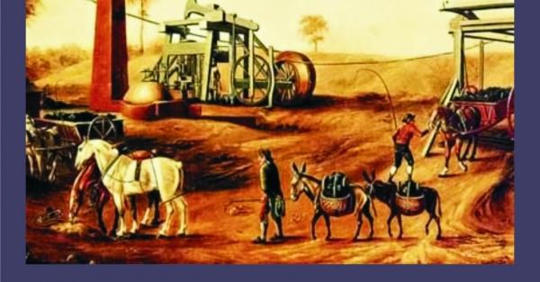 Před 250 lety začala průmyslová revoluce