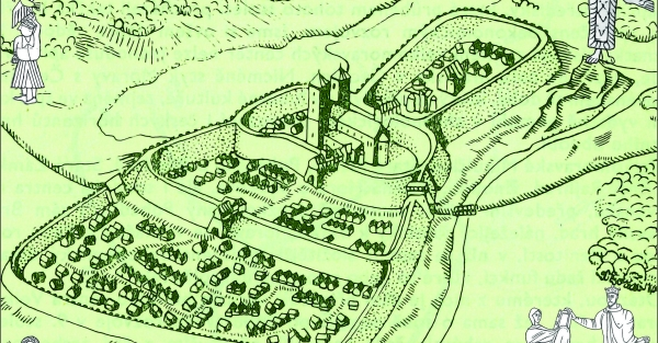 Příměstský tábor Objevte tajemství starých Slovanů