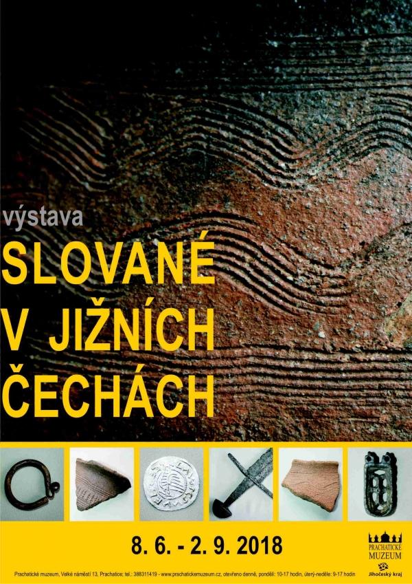 Slované v jižních Čechách