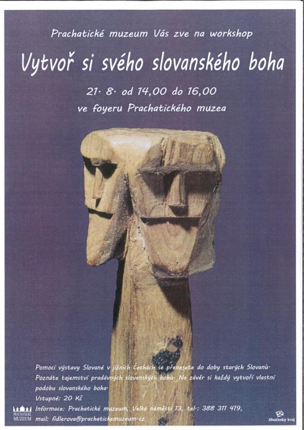 Vytvoř si svého slovanského boha