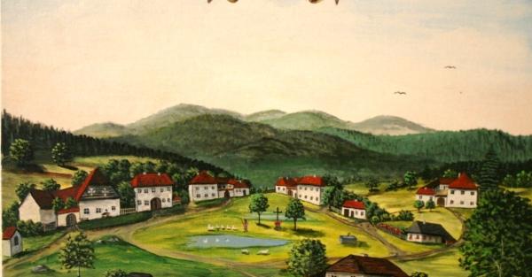 Zaniklé vesnice po odsunu Němců na Prachaticku