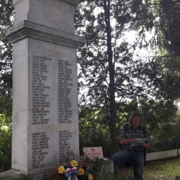 10.7. 2018 Pochod k výročí vzniku Československa - akce