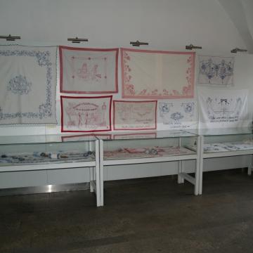 27.3. - 27.5. 2018 Výstava Bytový textil 1. republiky