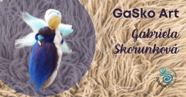 DOA 2021 - ručně plstěné výrobky z ovčí vlny ze Šumavy