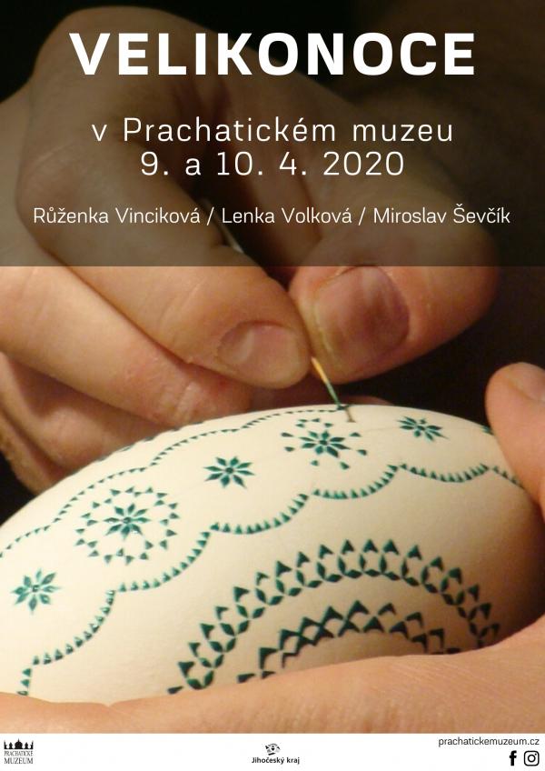 Velikonoce v Prachatickém muzeu