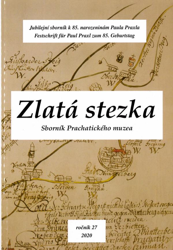 27. ročník sborníku Zlatá stezka