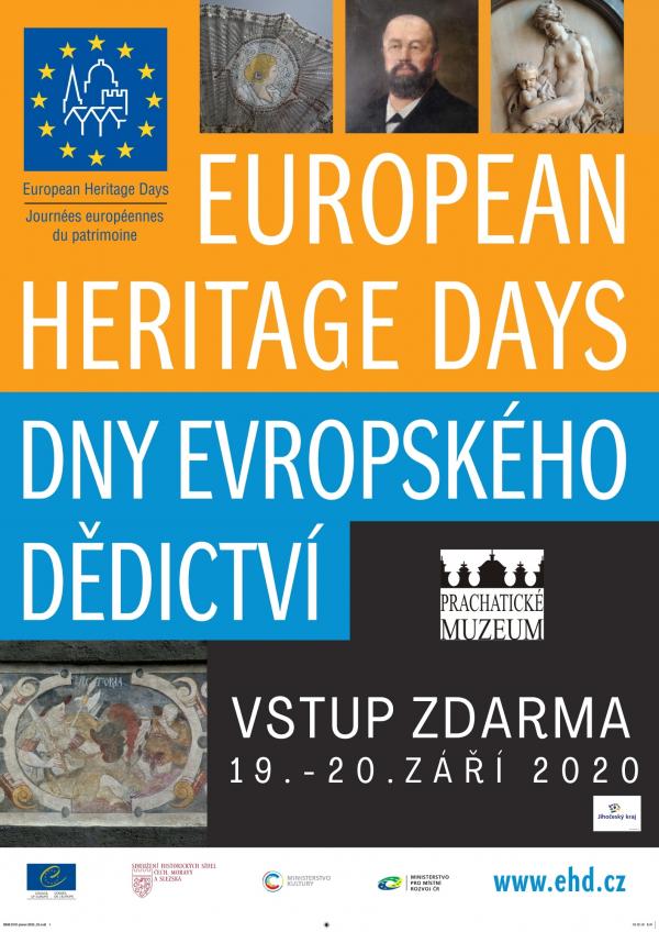 Dny evropského kulturního dědictví 2020