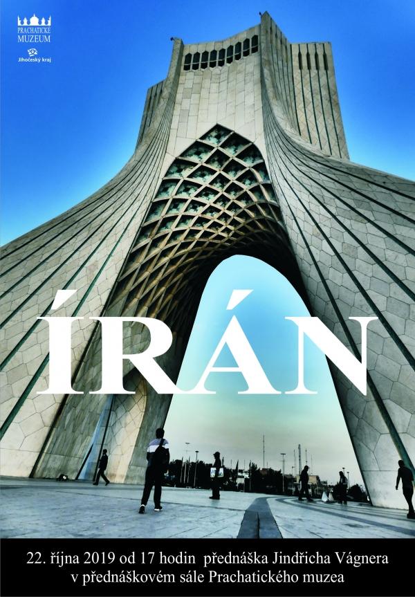 Írán známý  neznámý