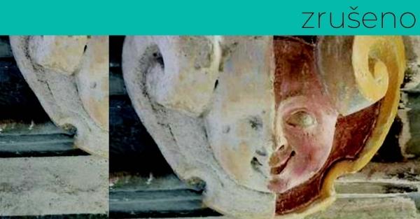 Proti proudu času - restaurování maleb ZRUŠENO