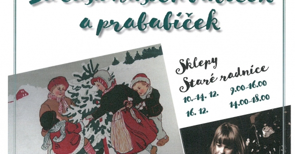 Vánoce za časů našich babiček a prababiček