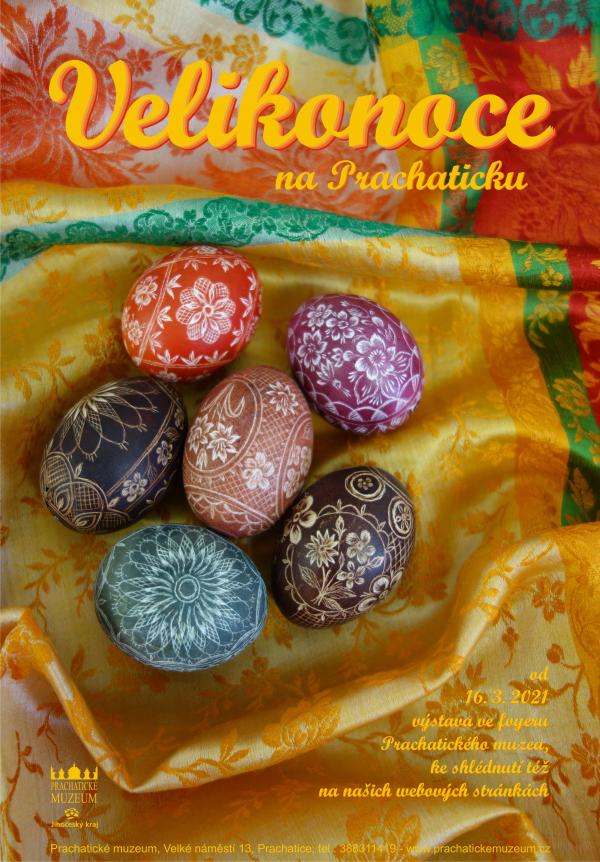 Velikonoce na Prachaticku