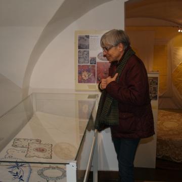 27.3. 2018 Zahájení sezóny a vernisáž výstavy Bytový textil 1. republiky