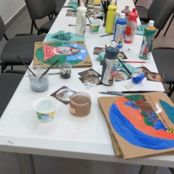 24.7. 2018 Vytvoř si svůj vlastní historický terč - workshop