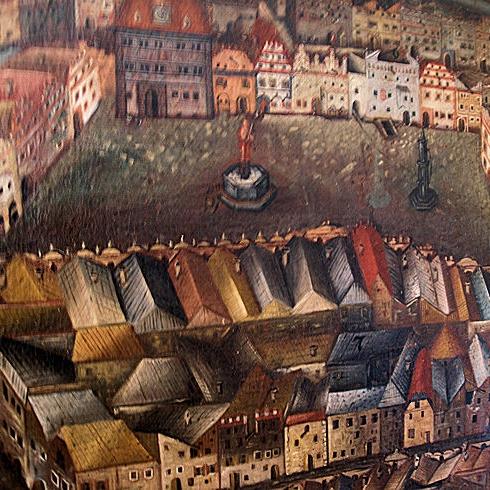 Renesance – zlatý věk města